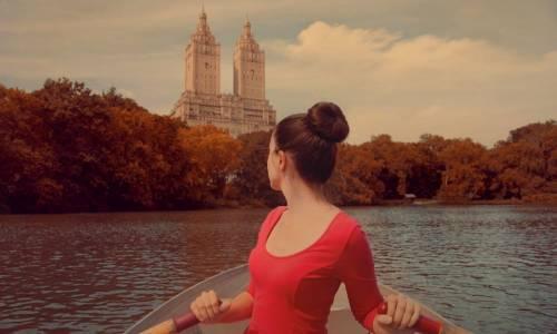Anna Di Prospero - Central Park