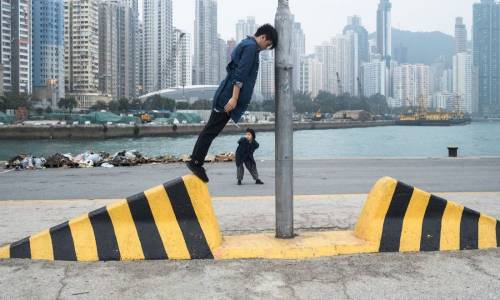 Pierfrancesco Celada - Instagram Pier, Hong Kong