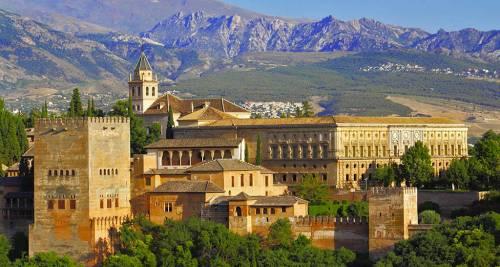 Alhambra – Granada, Spagna