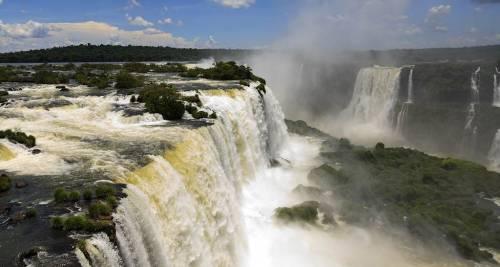 Le cascate dell'Iguazú, Argentina
