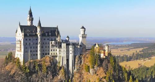 Il Castello di Neuschwanstein – Füssen, Germania