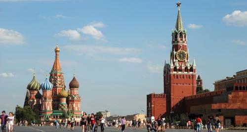 Cremlino e Piazza Rossa - Mosca, Russia