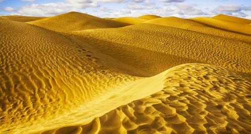 Il Deserto del Sahara, Africa