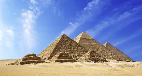 Le Piramidi e la necropoli di Giza - Il Cairo, Egitto