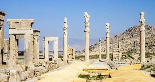 Città imperiale di Persepoli, Iran