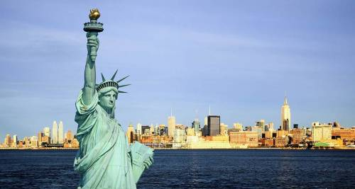 La Statua della Libertà - New York, USA