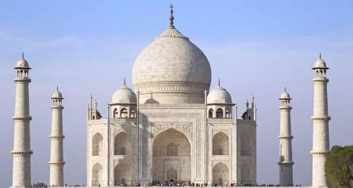 Il Taj Mahal – Agra, India