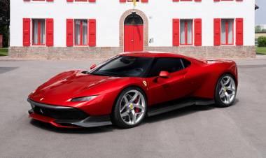 Ferrari SP38, un esemplare unico per il Concorso d'Eleganza di Villa d'Este