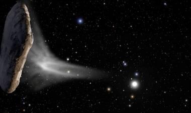 Il misterioso asteroide interstellare non era un asteroide