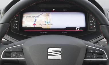 Sulle Seat Ibiza e Arona arriva il cruscotto digitale