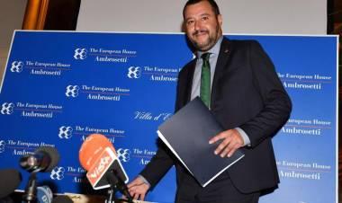 Salvini, nessuna telefonata da Di Maio, decido io