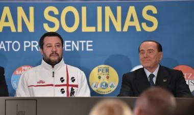 Effetto Sardegna, Salvini: Mai più con vecchio centrodestra. Berlusconi: Lega non autosufficiente