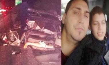 Alcamo: padre carica video mentre guida, muore un figlio, grave l'altro