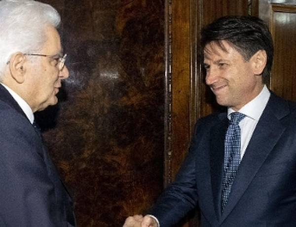 """A Conte l'incarico di formare il governo, il professore: """"Sarò l'avvocato dell'Italia"""""""