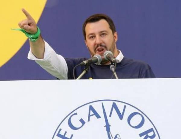 'Sequestrare conti Lega'. Salvini: 'E' processo politico'