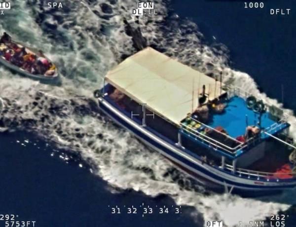 Migranti sbarcati a Lampedusa, via al rimpatrio-lampo