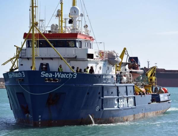 """Vince il """"Decreto sicurezza bis"""": il Tar chiude a Sea Watch il porto di Lampedusa"""
