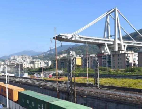 Ponte Morandi, la procura di Genova chiude le indagini sul crollo