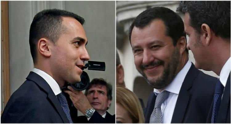 """Salvini-Di Maio, si cerca intesa: """"Significativi passi avanti"""""""