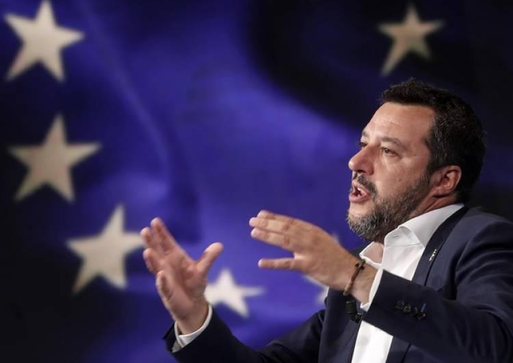 Salvini in pressing: 'Prima sicurezza e tasse, il resto viene dopo'