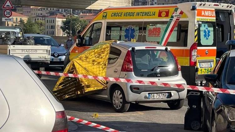 Ventimiglia, uccide l'ex compagna a colpi di pistola e poi si suicida